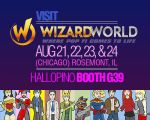 Wizard World Chicago by hallopino