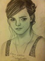 Emma Watson version 2 by FantasyAngel09
