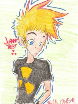 Johnny Test by SiXProductions