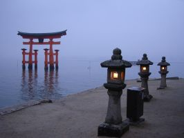 Miyajima 10 by M3DITATE