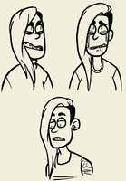 Tox: Facial Expressions by Toxicmongoose