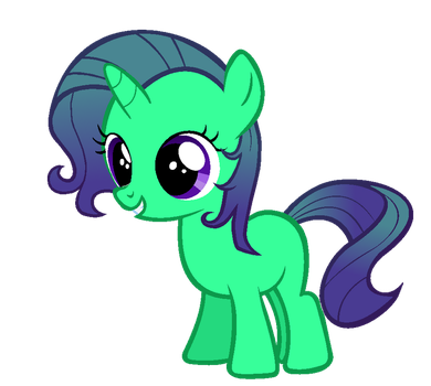 GIFT: Filly Rouge by VanillaChama