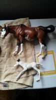 Breyer Sabino Mare and Foal CM by Megido23