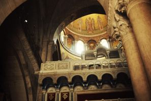 Church of the Holy Sepulchre by Mrs-Durden