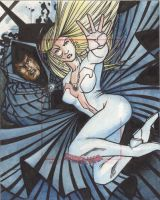 Spiderman AP Cloak and Dagger by Csyeung