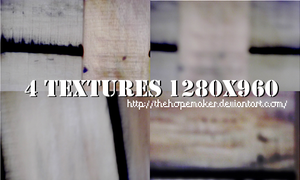 Wood texture pack by TheHopeMaker