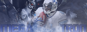 Calvin Johnson by Gein12