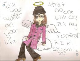 Shinjiro Chibi by Fayina-Kei-Sancia