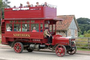 Beamish bus by piglet365