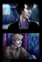 Sherlock: The Great Game by dauntingfire