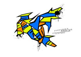 abstracted toonk by fukarinka