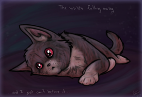 Falling Away by Dictator-Wolfeye