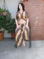 african print 1 by PhoeebStock