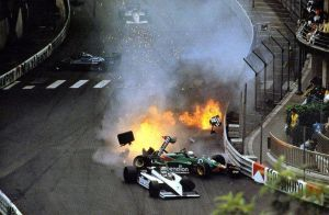 Nelson Piquet | Riccardo Patrese (Monaco 1985) by F1-history