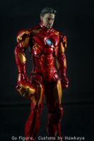 Iron Man...Unmasked by TheProsFromDover