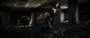 Aldwych - Tomb Raider III by James--C