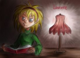 Laverne by LianaXsha