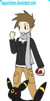 Gary Oak by DarkWolf210