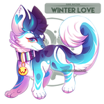 Gyde Auction: Winter Love ( closed ) by Toneru-chan