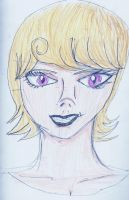 Roxy Lalonde Colored by corafreakshow