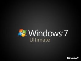 Windows 7 Box Art Ultimate by Randydorney