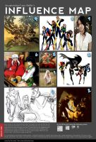 Influence Map by thecapturedspy