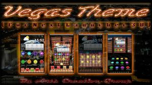Next Launcher 3D: Vegas Theme by ArtsCreativeGroup