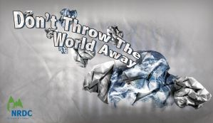 Don't Throw The World Away by metalhdmh