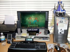 Where the magic happens by Deathbymodding