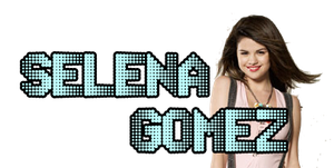 Selena Gomez Text Png by SellySilvah