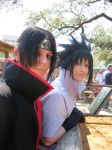 Uchiha Brothers by VariaK