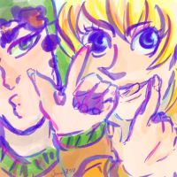 these kids today and their selfies by jana-Z95