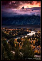 Snake River Overlook by narmansk8