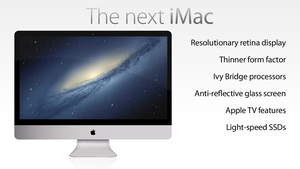 What I Expect From The Next iMac by theIntensePlayer
