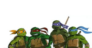 tmnt by futuerMANGAK