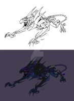 TFP Fan Design Ravage v2 by BLACK-HEART-SPIRAL