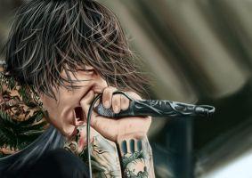 Mitch Lucker by Fishheye