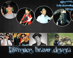 Lawrence Devera Wallpaper by Ashley44598X