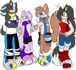 .:Finished/Sonic Boom:. Team Galaxy by Sparkle-the-cat-13