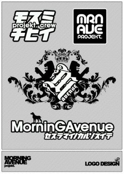 Morning Avenue Logo Type v2 by TheAFN