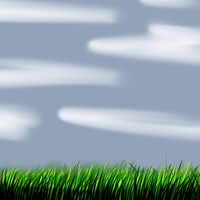 Grass Background Practice by Yori-Rinzo-Shimize