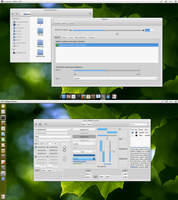Elementaryish for 12.10 (Gnome 3.6) by Dolsilwa