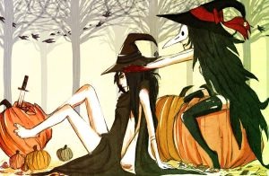 Witches by Lochi