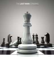 The last man standing by TareqBanama