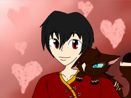 Happy valentines day RedXGreenFTW by prussiawashere999