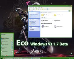 Eco Green V1.7 Beta Released by enterZ