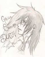 Grelle Sutcliffe DEATH~ by GrelleSutcliffeDEATH