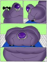 Tali gets pumped page 6 by Robot001