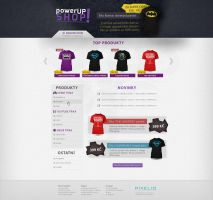 PowerUP! SHOP by Ingnition