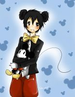 Mickey Mouse by Fuko-chan